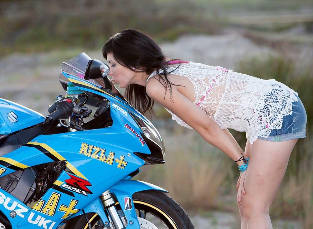 los moteros fases luna de miel, paulino arroyo, motos.net, mujeres moteras, luna de miel motera, accidente en moto, curso de moto, formación, curso conducción,