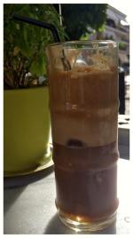 Café frappe