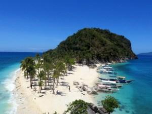Foto de Claudia Rodríguez. Islas Gigantes, Filipinas.