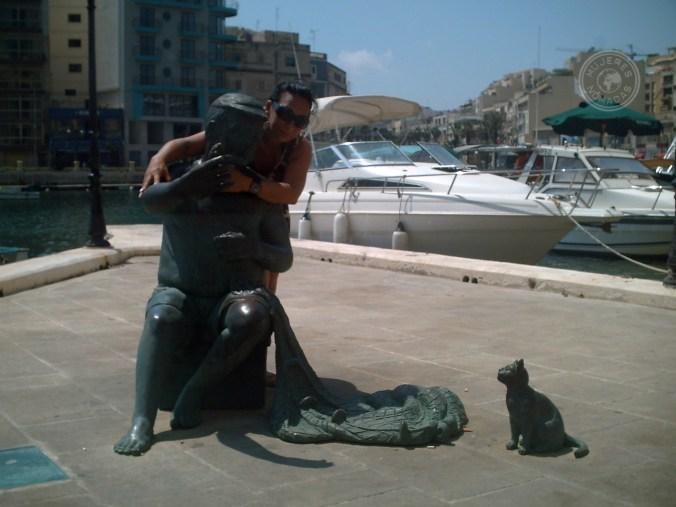 Pueblo pesquero Marsaxlokk