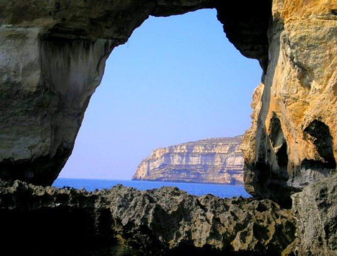 Azure Window la ventana azul de Malta