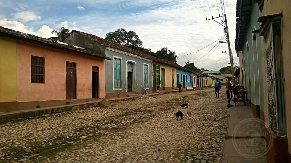 Barrio de Tres Cruces en Trinidad
