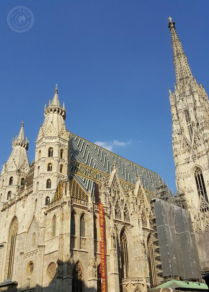Catedral de St. Esteban (Stephansdome)