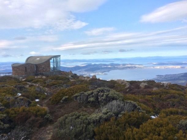 Mount Wellington.
