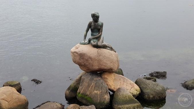 La Sirenita, todonun símbolo.