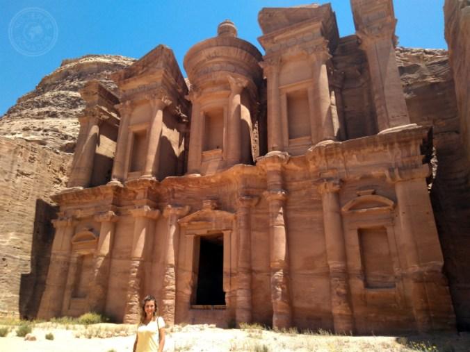 ¡El Monasterio de Petra, un auténtico imperdible!