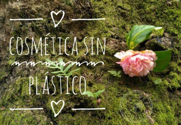 Cosmética sin plástico
