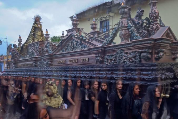Semana Santa - Antigua Guatemala - Guatemala