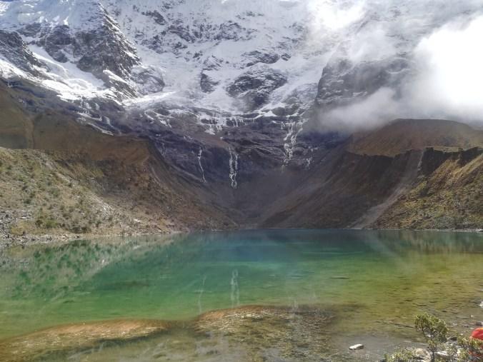 Laguna Humantay. Perú.