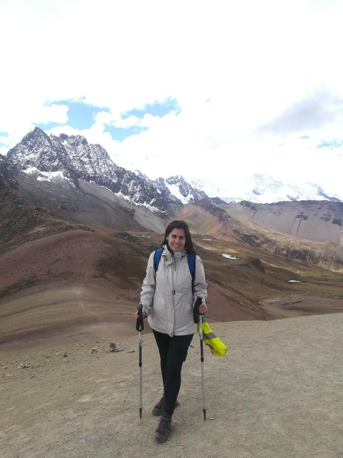 Montaña de colores. Perú.
