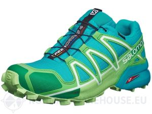 Opinión zapatillas trail running salomon speedcroos 4gtx