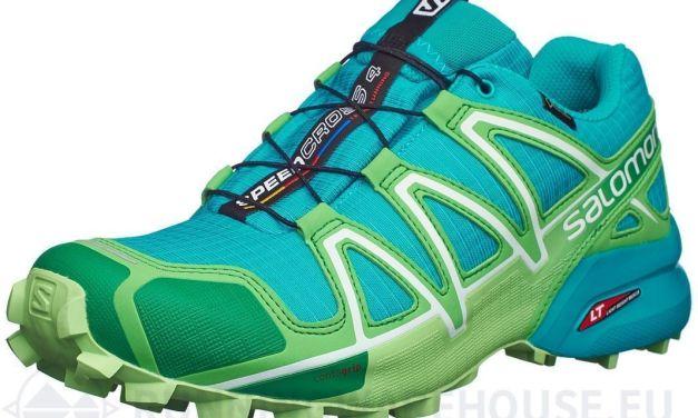 2 de las mejores zapatillas trail running para mujer