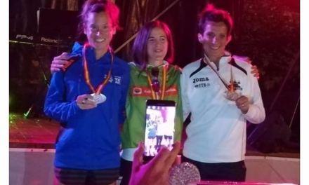 Un campeonato de España, una medalla y…una semana después