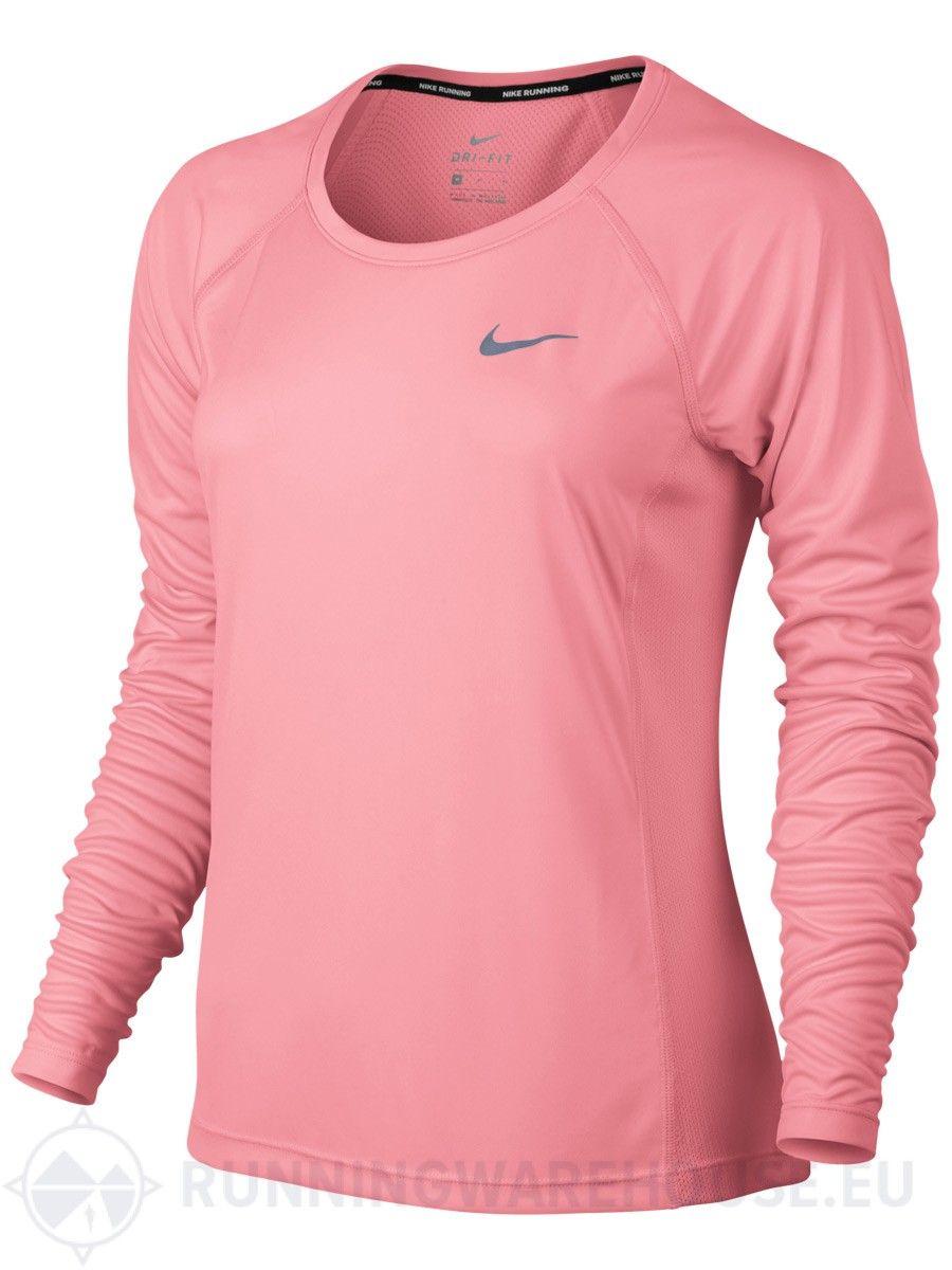 camiseta mujer nike running