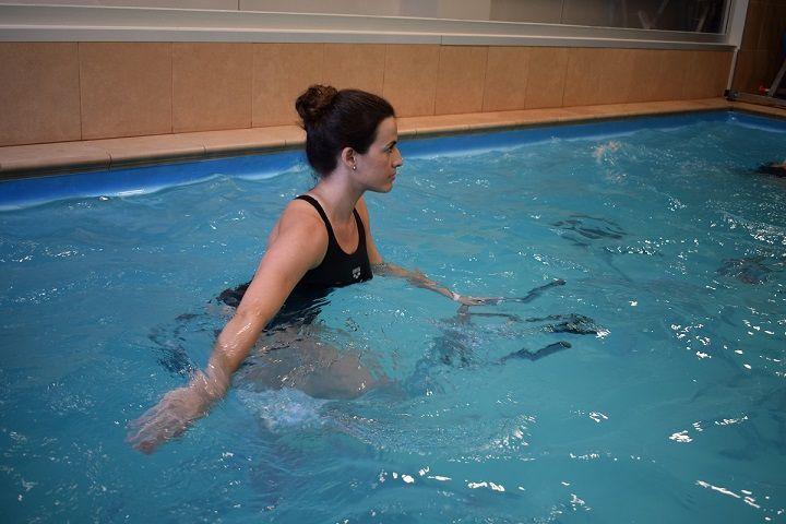 Aquaspinning en Aqua Body Studio Barcelona