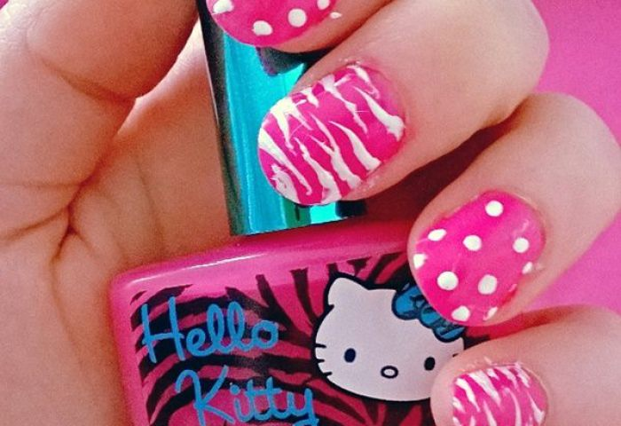 101 Sensacionales Ideas De Uñas Decoradas