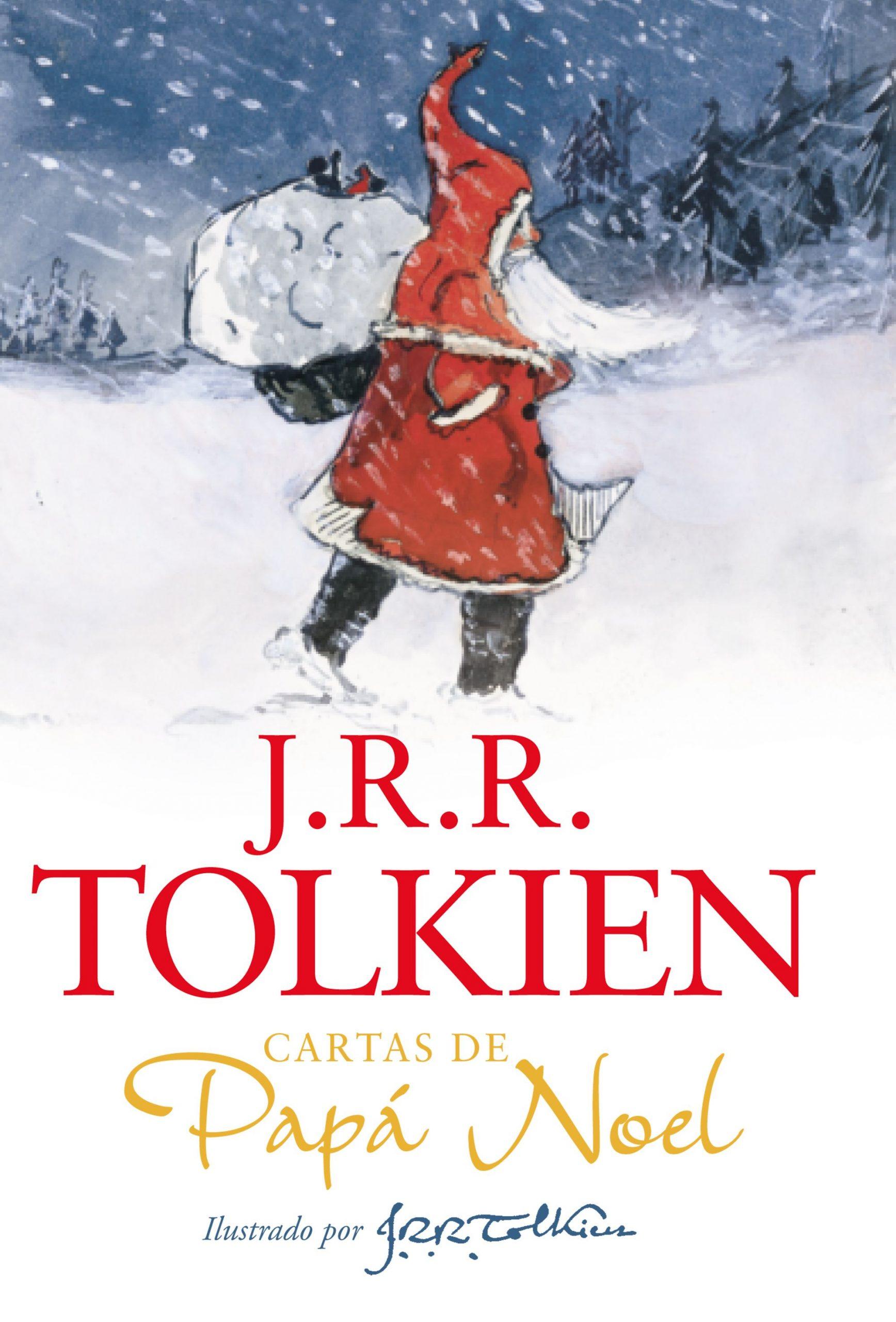 Libros para leer en Navidad Tolkien