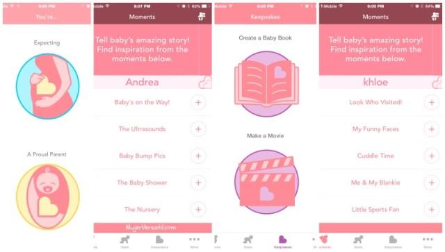 Dreft Amazing Baby Days App