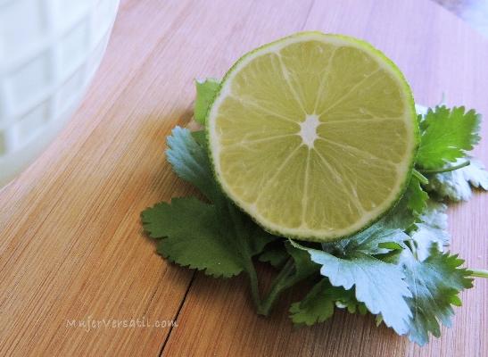 Arroz con Cilantro al Limón