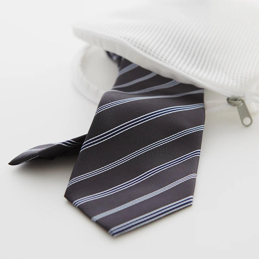 洗えるネクタイ