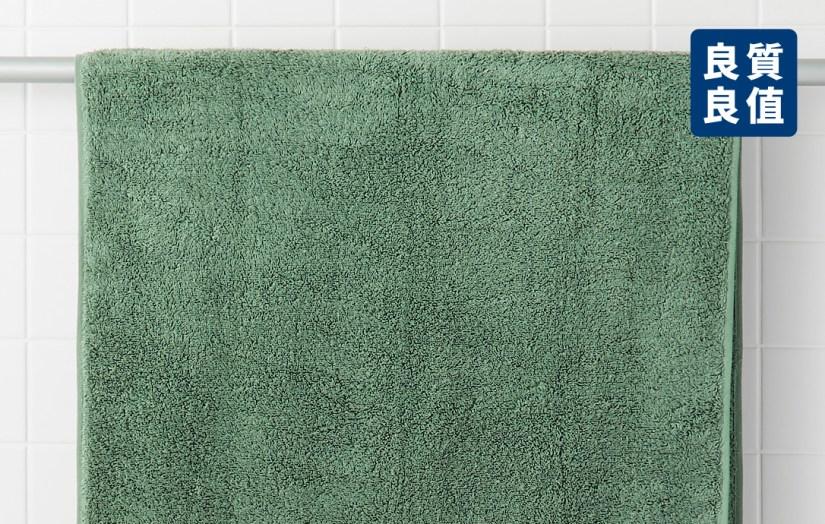 無印良品 MUJI 》 良質良值:【棉圈絨毛巾系列】原售價139元起→良值119元起!