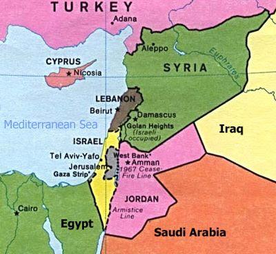 فلسطین (19) ۔ پہلی لبنان جنگ (۱)/وہاراامباکر