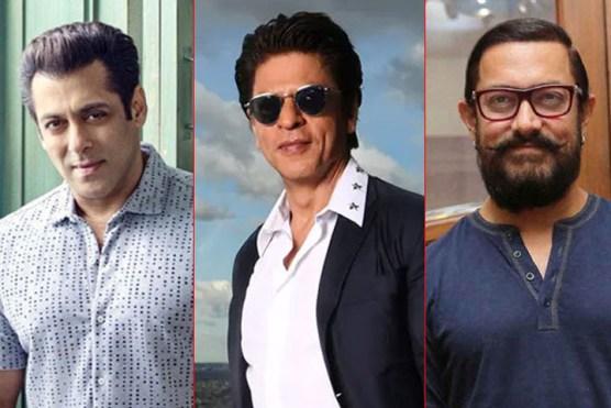 """بالی ووڈ کے تین خان مودی کے """"نئے بھارت"""" میں کیسے جی رہے ہیں؟"""