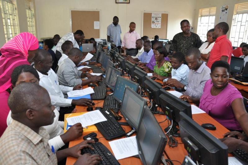 Here's Yet another ICT Teachers Retooling Workshop