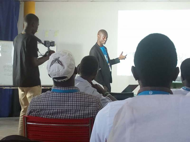 My Session on Child Themes at #WordCampKampala