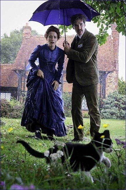 Claire Foy ve Benedict Cumberbatch