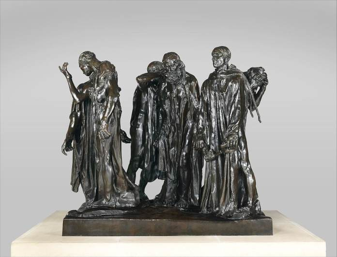 The Burghers of Calais min