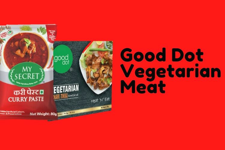 Good Dot vegetarian Meat