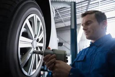 factory trained auto technicians