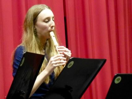 Sabine Kögl, Solo-Sopranblockflöte
