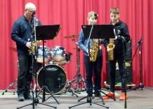 Saxophontrio