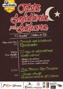 Festa Solidària amb el Sàhara