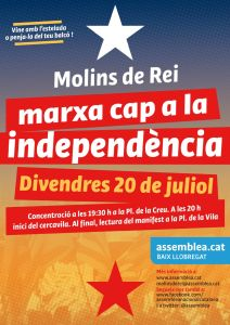 Marxa cap a la Independència