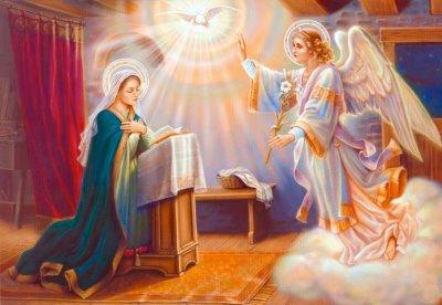 Anunciação - angelus