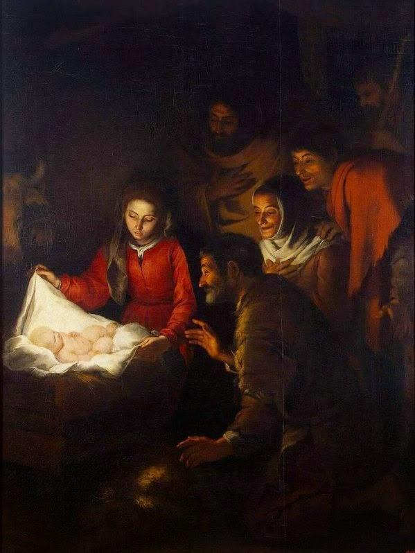 """""""Adoração dos Pastores"""" - Bartolomé Estéban Murillo"""