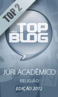 TOP2 - Júri Acadêmico - Categoria Religião 2012