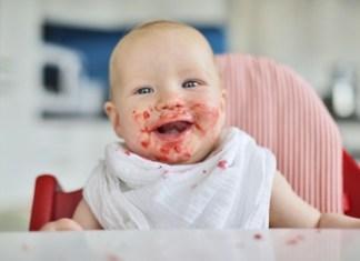 Menu para crianças a partir dos 12 meses