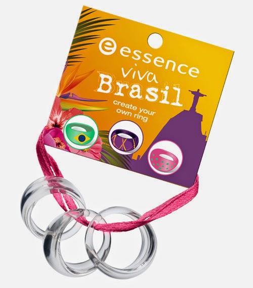 Coleção Essence Viva Brasil