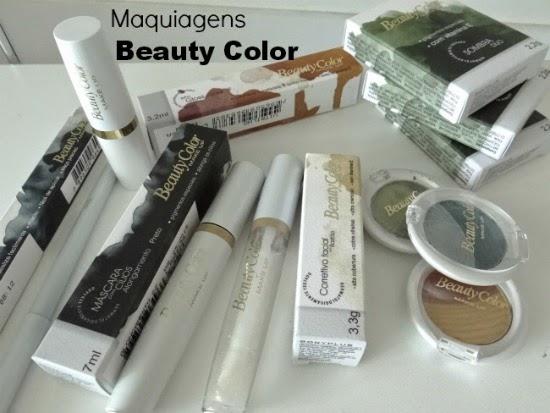 Maquiagem Beauty Color!