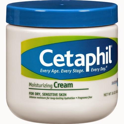 Cetaphil creme para pele extremamente seca