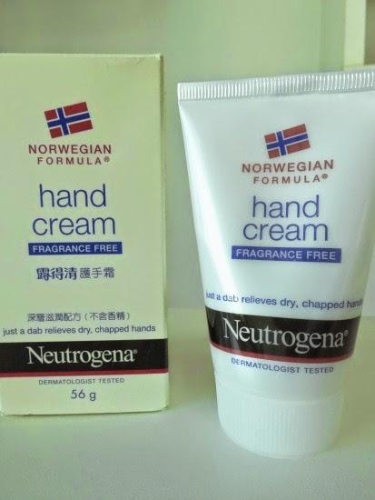 creme para mãos Neutrogena Norwegian resenha