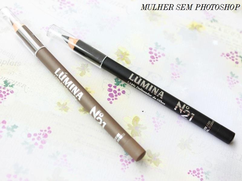 Maquiagem Lúmina - Nº21 - sobrancelha e delineador