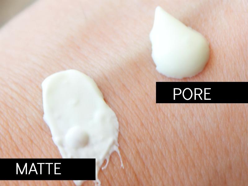 Comparação Normalize Matte e Normalize Pore da Ada Tina