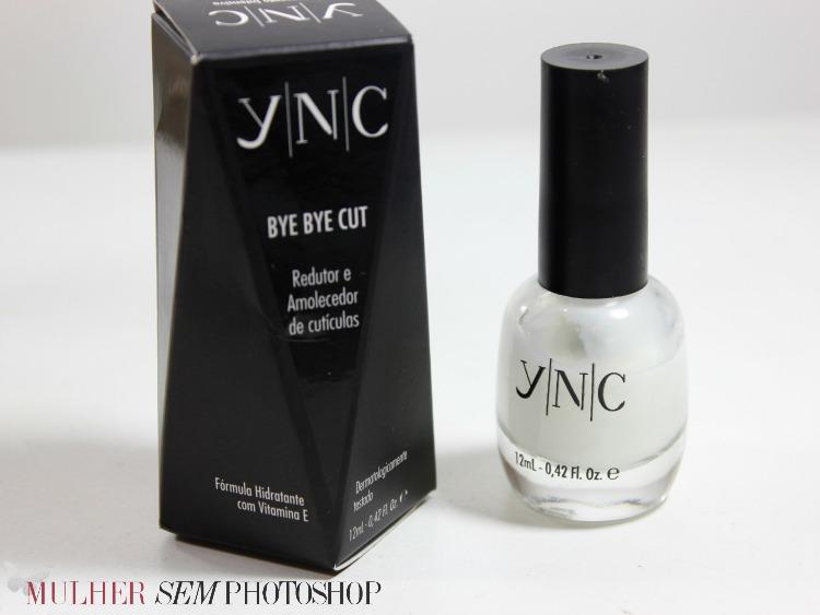 Bye Bye Cut - YNC - Yenzah - resenha e como usar