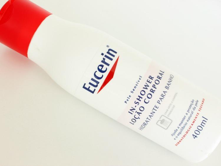Eucerin In-Shower Loção Corporal