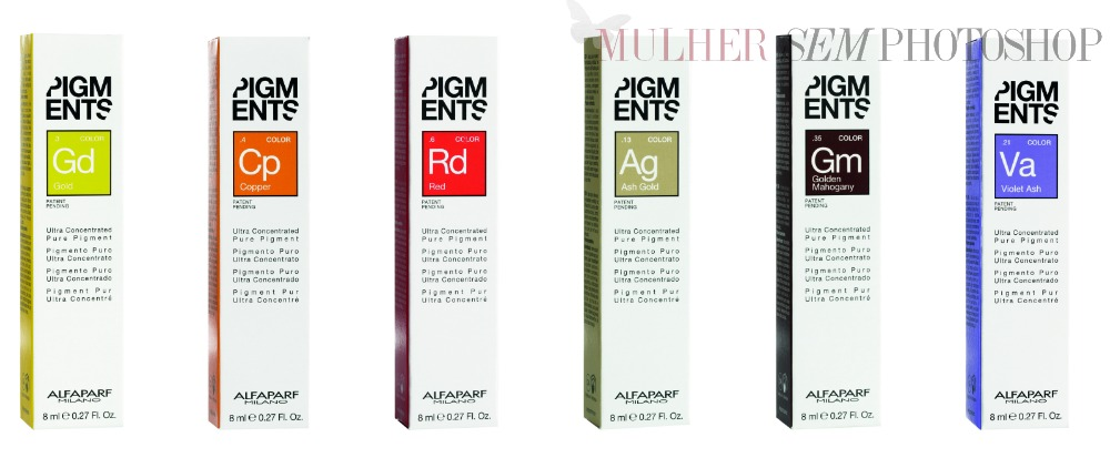 Pigments Alfaparf Milano 8ml